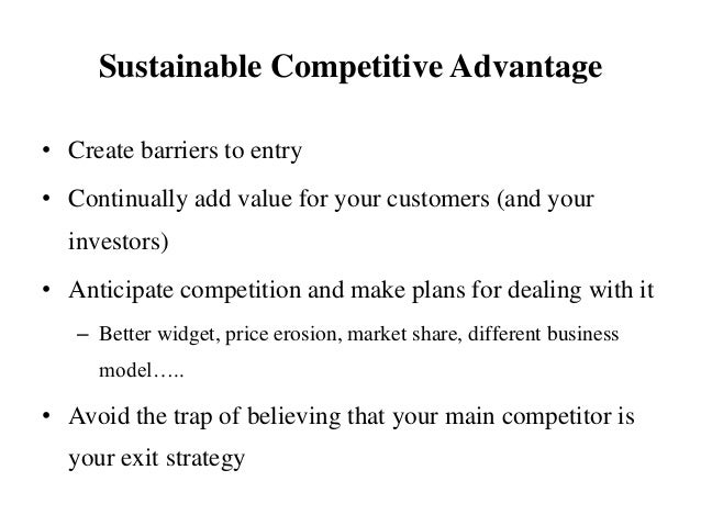 competitive advantages analysis of kiwibank Sustainable competitive advantages: definition, types, & examples sustainable competitive advantages are required for a company to thrive in todays global environment the sole purpose of this analysis is information nothing presented herein is, or is intended to constitute investment.