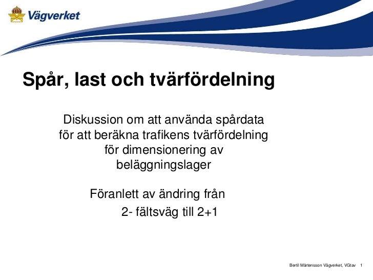 Session 40 Bertil Mårtensson