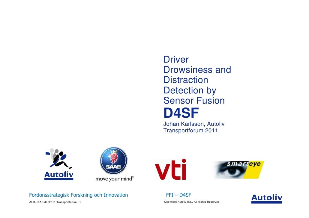 Driver                                             Drowsiness and                                             Distraction ...
