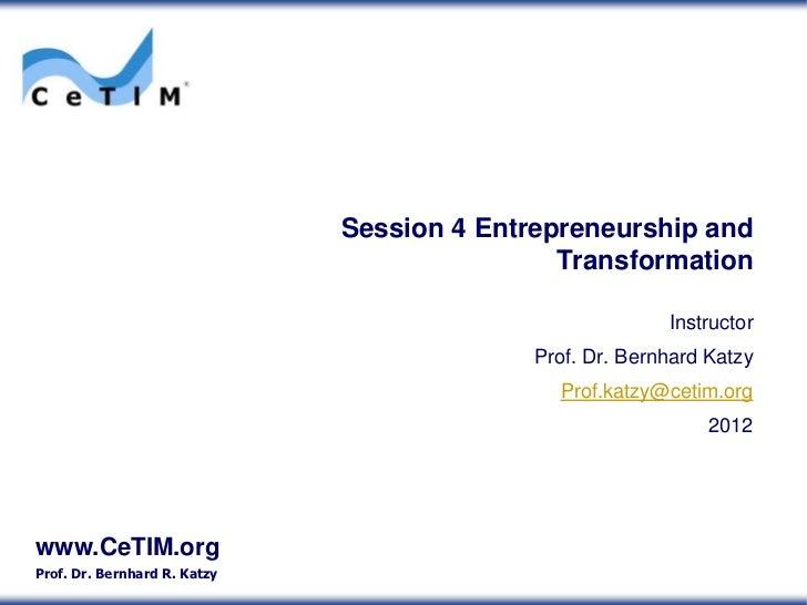 Managing Innovation_entrepreneurship and transformation