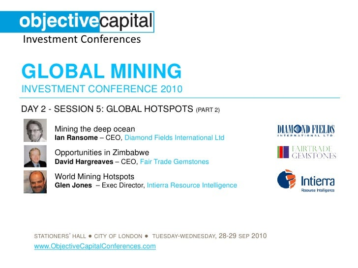 Day 2 - Session 5: Global Hotspots (part 2)