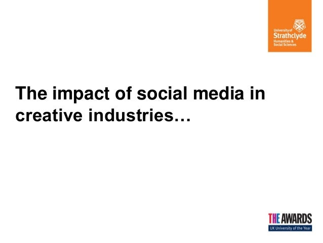 Creative Industries & Social Media