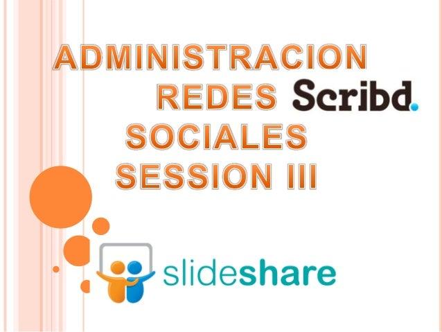 Es un espacio gratuito donde los usuarios pueden enviar presentaciones en PowerPoint u open Office que luego quedan almace...