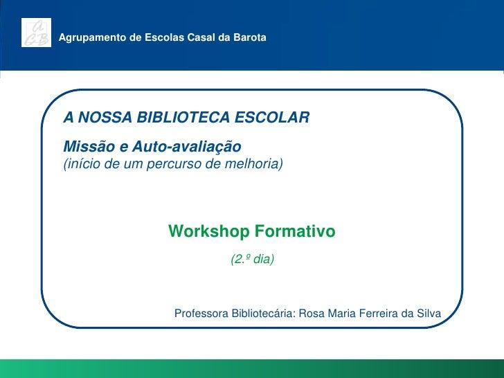 Sessão 2   pp 2º dia