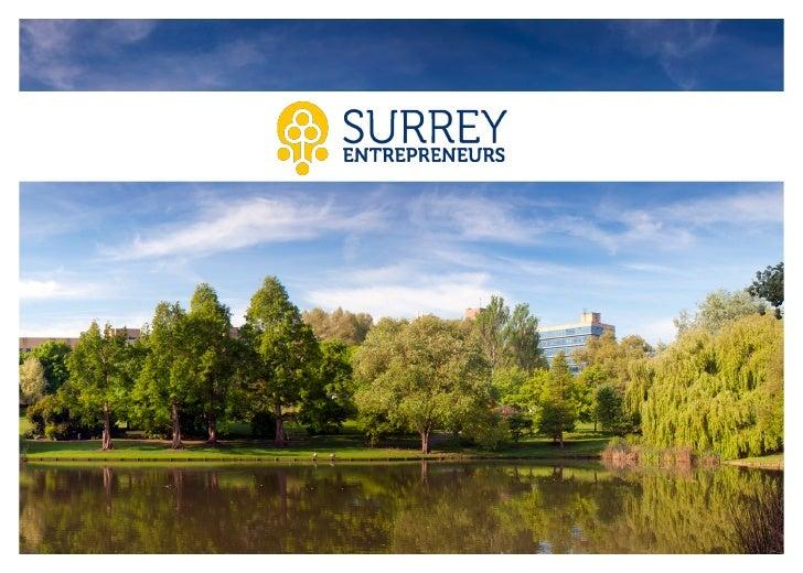 Surrey Entrepreneurs