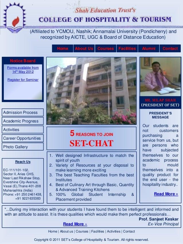 (Affiliated to YCMOU, Nashik; Annamalai University (Pondicherry) and                       recognized by AICTE, UGC & Boar...