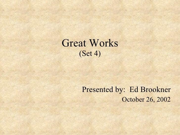 Set 4 Oct. 24, 2009