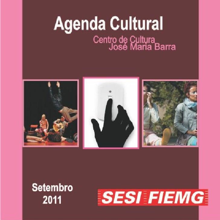 Agenda de Setembro