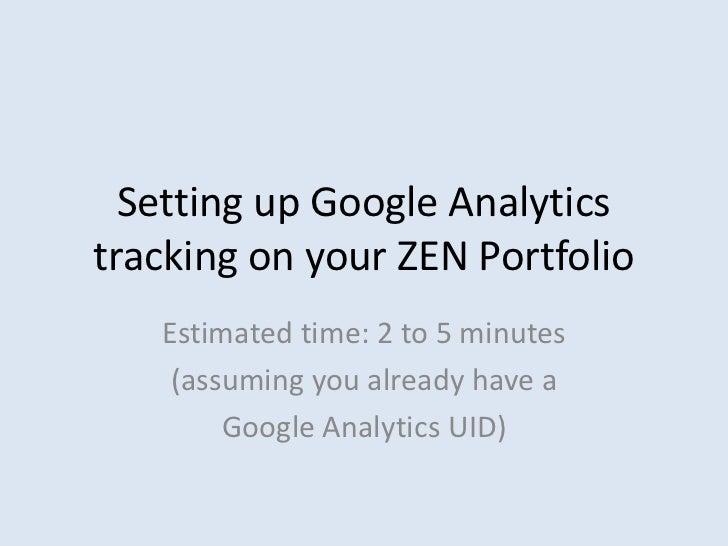 Setting up-google-analytics-tracking-on-your-zen-portfolio