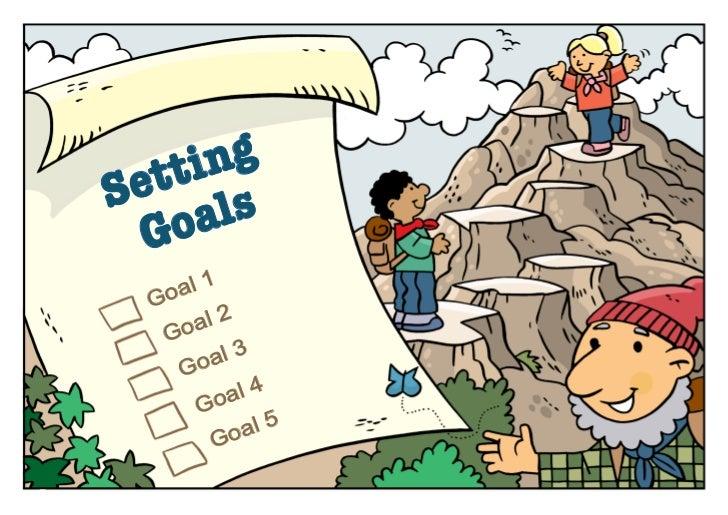 Setting goals en
