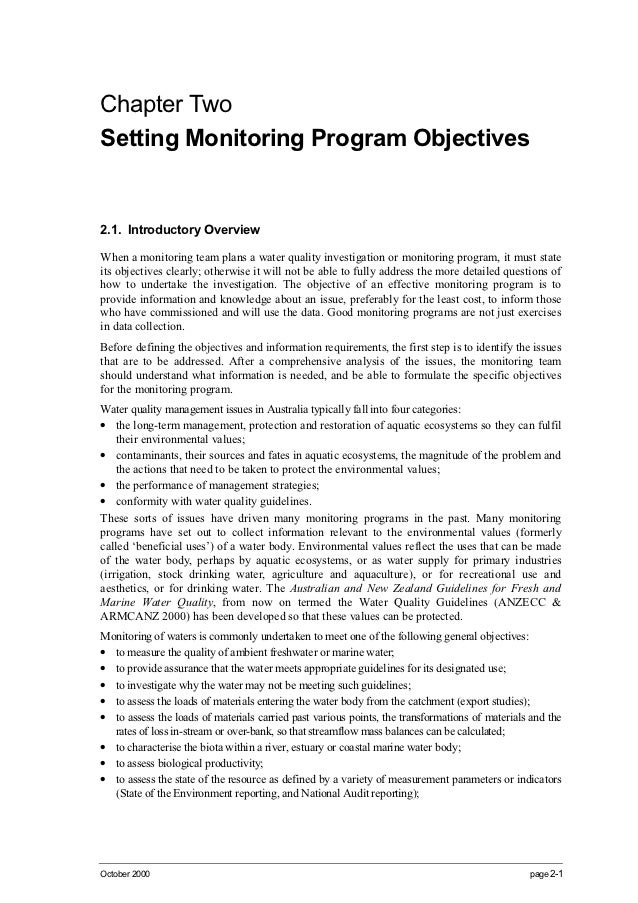 Setting monitoring program_objectives-ch2_2_