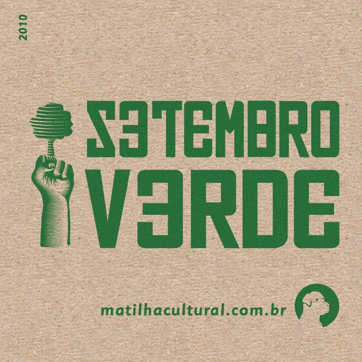 Cartilha Setembro Verde