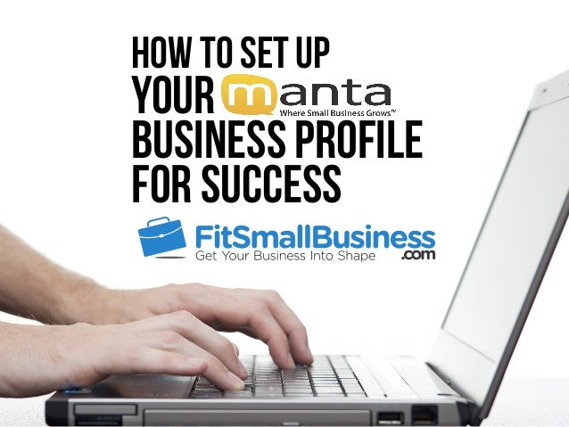 How To Set Up Your Manta Business Profile For Success