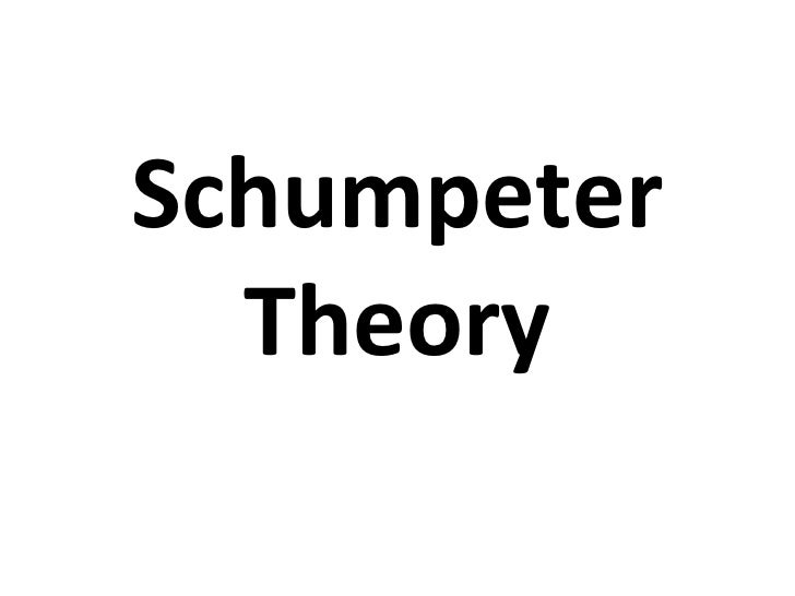 The Theory Of Economic Development Schumpeter Pdf