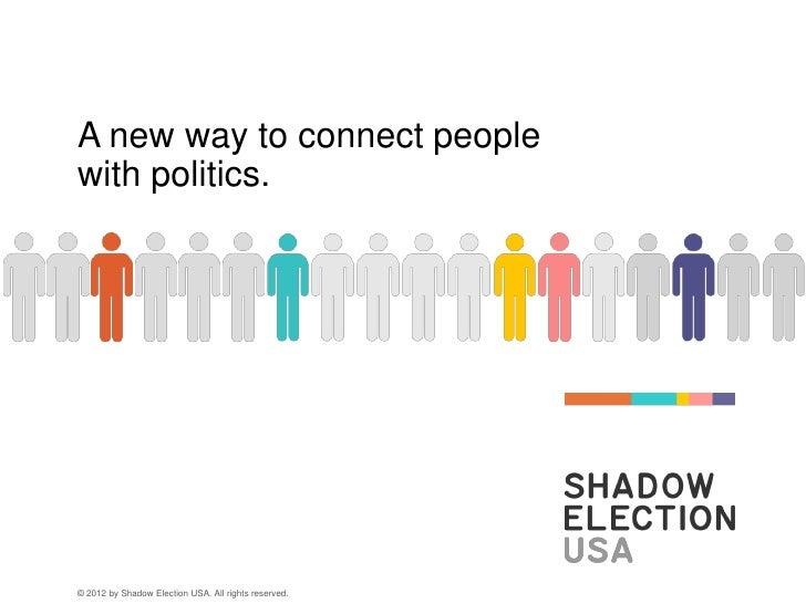 Shadow Election USA Introduction