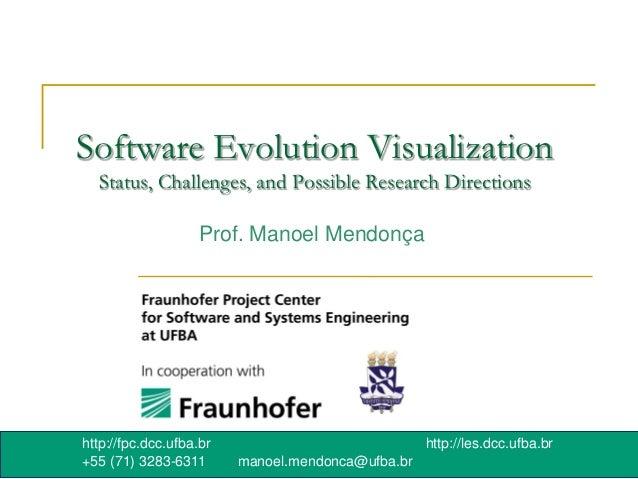 Software Evolution Visualization