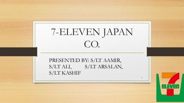 7 eleven supply chian essay