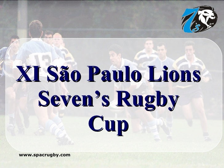 XI São Paulo Lions Seven's Rugby Cup