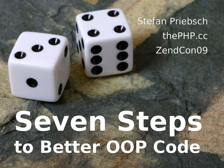 Seven Steps to Better PHP Code