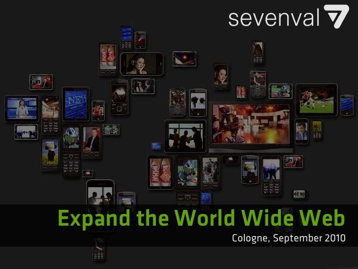 Sevenval - handle the (mobile) fragmentation