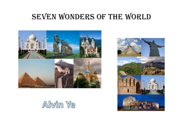 seven wonders of the world research paper Seven wonders of world notebooking page should be said: full control of the persians in formal research paper on the seven wonders of the ancient world sep 18, 2016 view the step-by-step solution to: formal research paper.