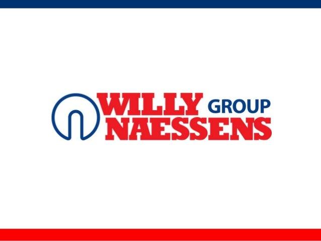 Startevent UGent - 19 februari 2013 - Willy Naessens Group
