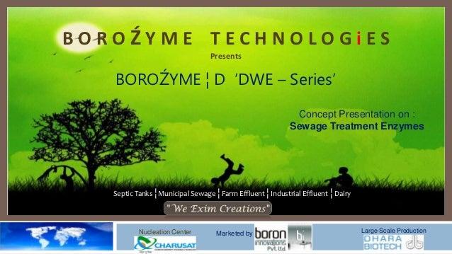 BOROŹYME TECHNOLOGiES                                  Presents   BOROŹYME ¦ D 'DWE – Series'                             ...