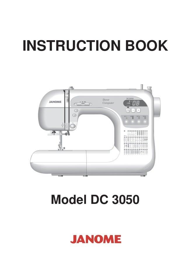 sewing machine books