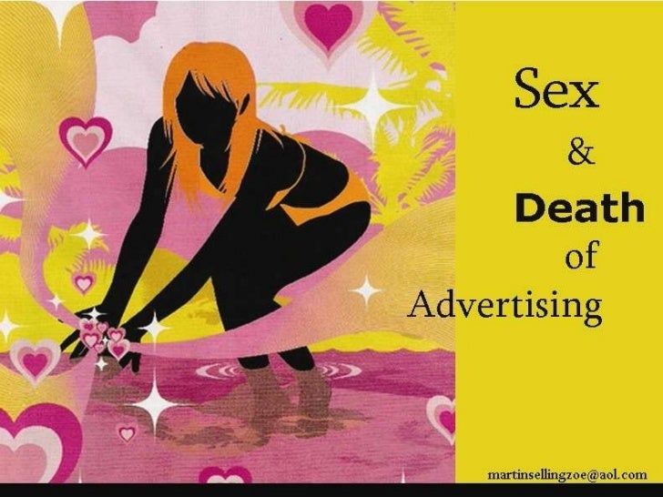 Sex death-advertising