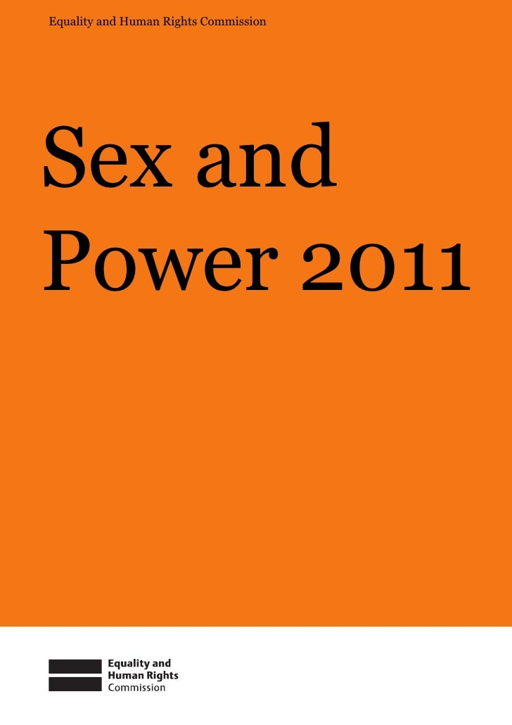 Equality and Human Rights CommissionSex andPower 2011