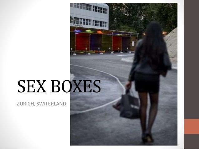 Sex boxes