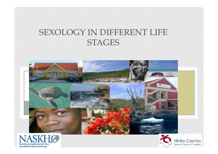 Sexology in different lifestages