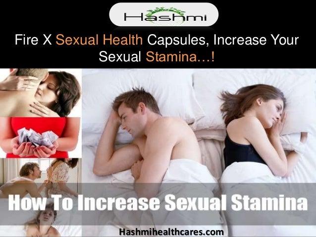 how to increase sex stemina