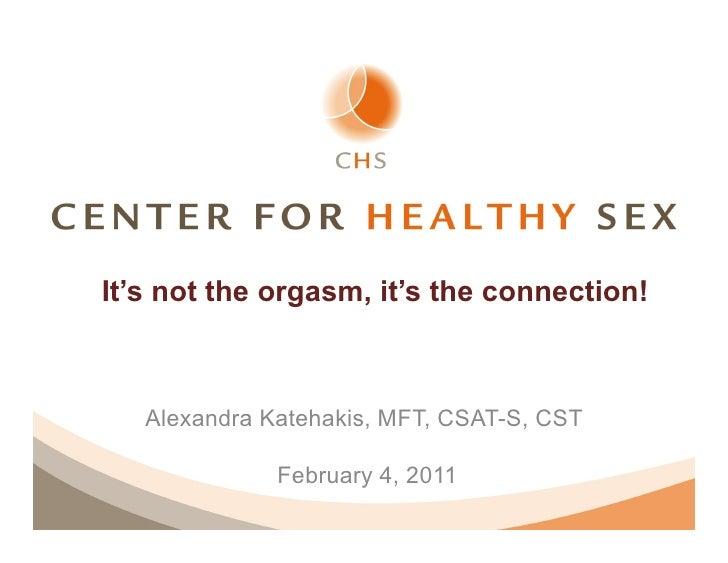 Alex Katehakis - Center for Healthy Sex - Sexual Gridlock