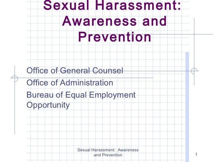 Sexual Harassment Employee
