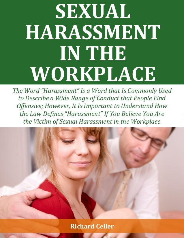 sexual harassment and workplace policies essay