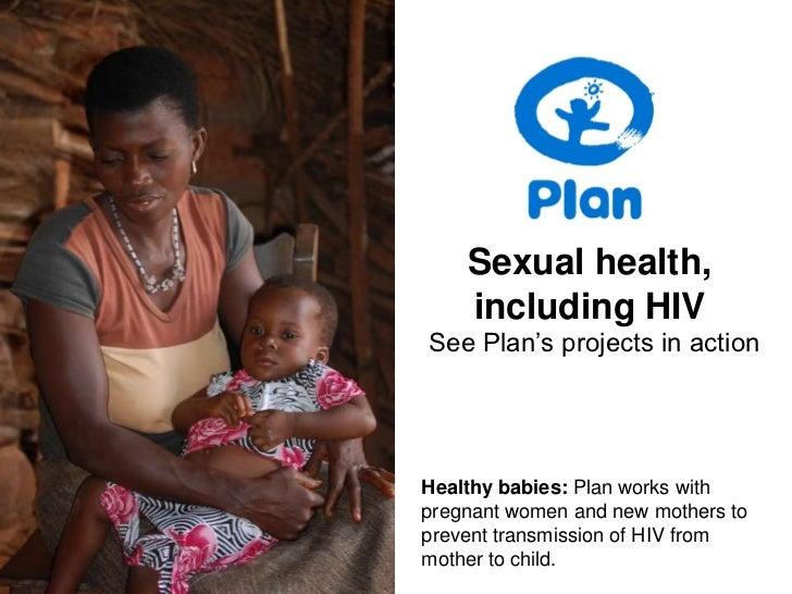 Plan Canada - Sexual health, including HIV