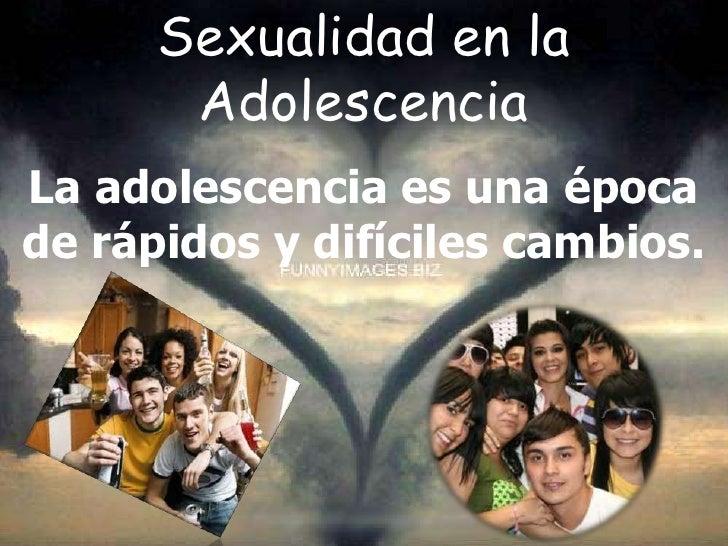 experiencias homosexual en la adolescencia
