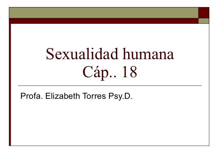 Sexualidad humana parafilias