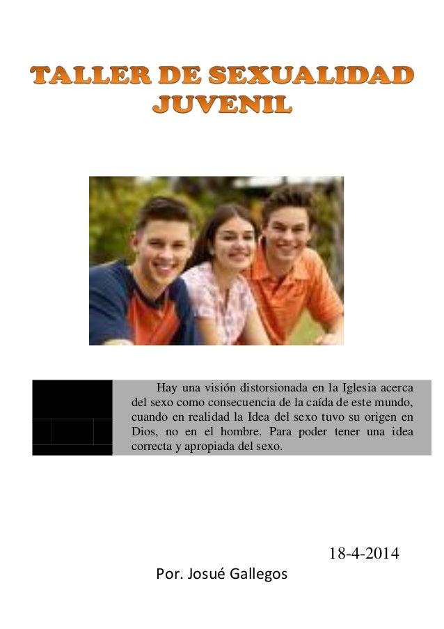 18-4-2014  Por. Josué Gallegos  Hay una visión distorsionada en la Iglesia acerca del sexo como consecuencia de la caída d...