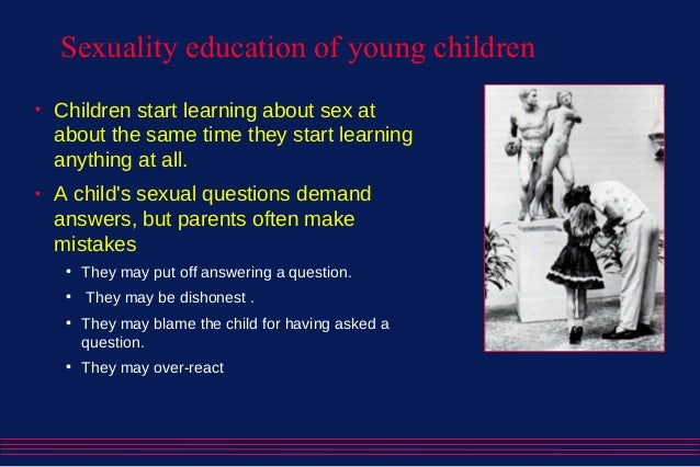 Where can I find good information on the biology and annnatomy of Sexual Education?