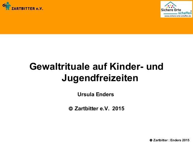 Phänomene nach traumatischen Erlebnissen © Enders/Eberhardt 2008 Phänomene nach traumatischen Erlebnissen © Enders/Eberhar...