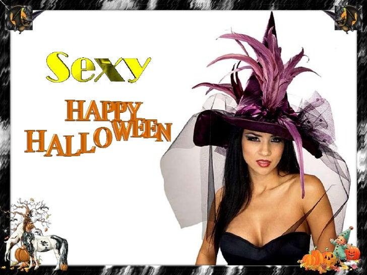 SEXY HAPPY HALLOWEEN!