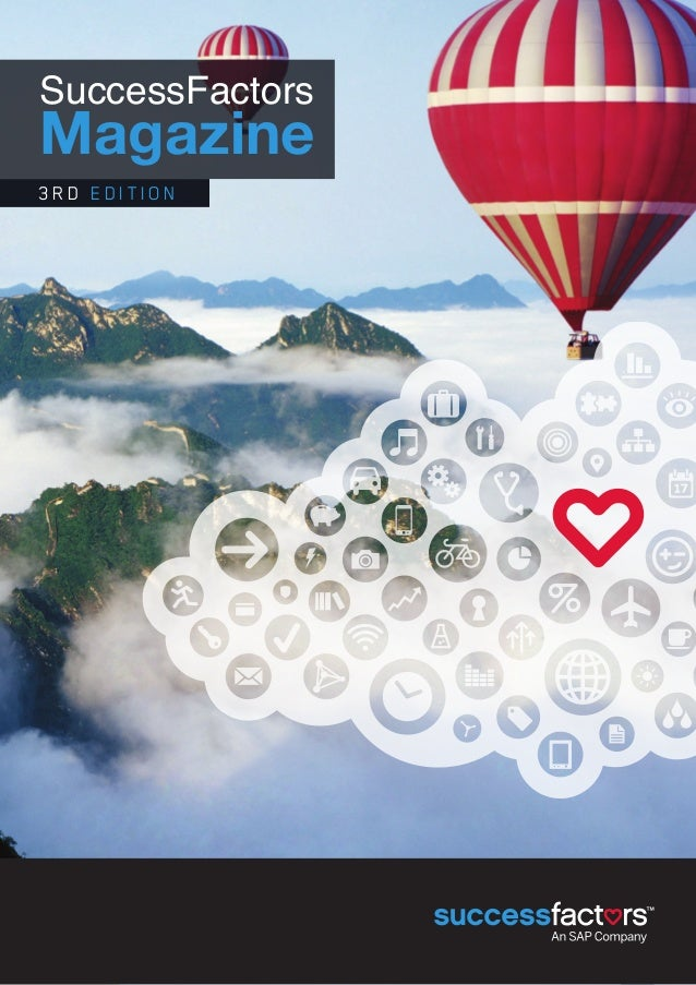 SuccessFactors Magazine Edition 3