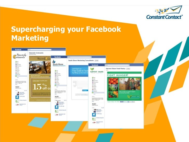 Super Charging Your Facebook Marketing