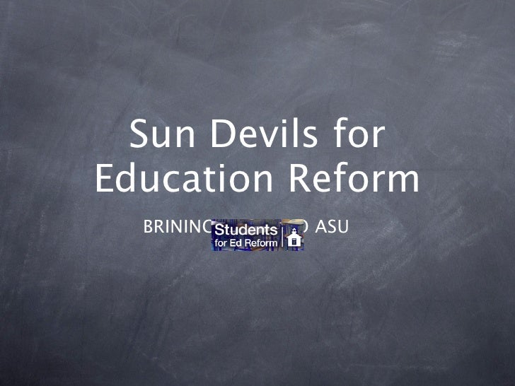 Sun Devils for Education Equity