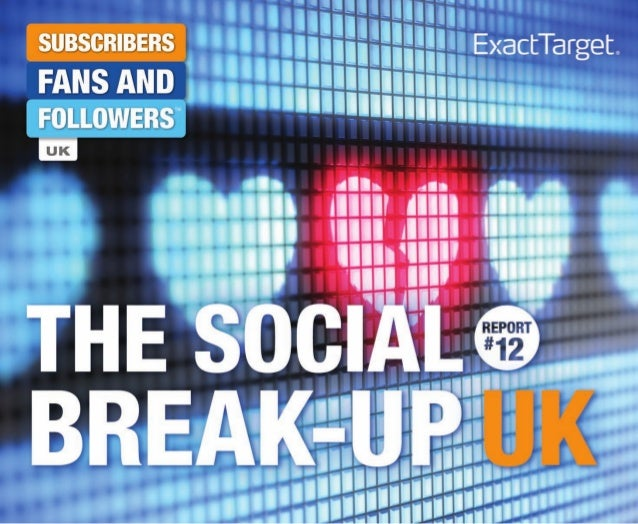 The Social Break Up - UK