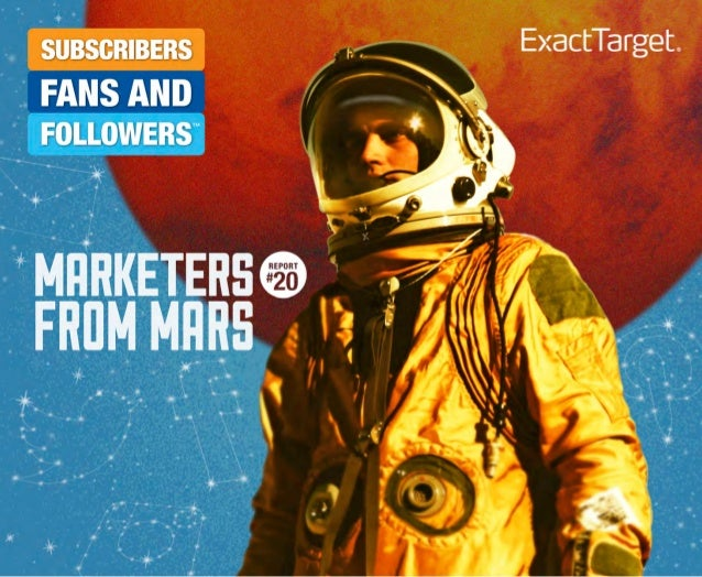 Sff 20 - Marketers from Mars