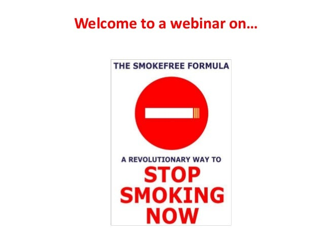 Welcome to a webinar on…