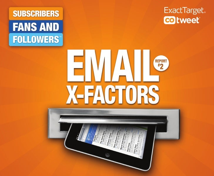 INTRODUCTION     Email marketing isn't new. When it comes to making     headlines in marketing newsletters and at industry...